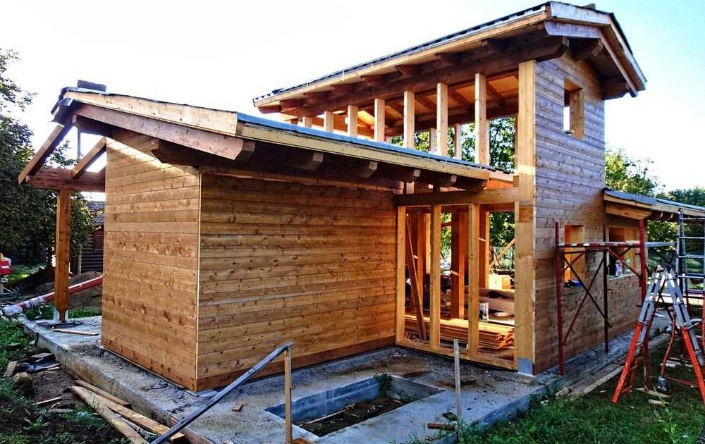 Trendy with ampliamento casa in legno - Ampliamento casa in legno ...