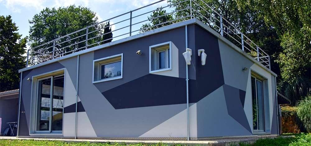Ampliamento con piano casa proarchitettura for Piano casa con garage